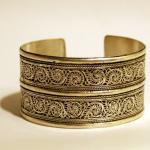 Double Filigree Bracelet