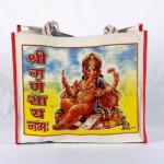 Canvas Ganesh Tote