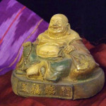 Happy Money Buddha
