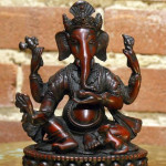 Sitting Ganesh