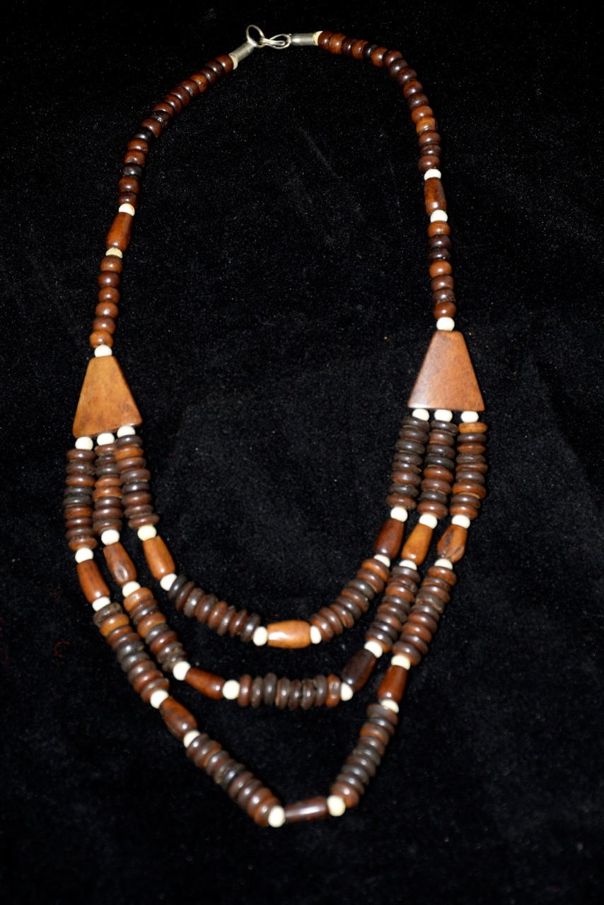 j africa bead bone obsidian necklace designs beaded set products utopia