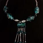 9322 Glass wire wrap neck
