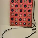 3838_01 Mirror Checker Bag